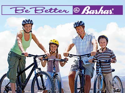 Be Better @ Bashas' page