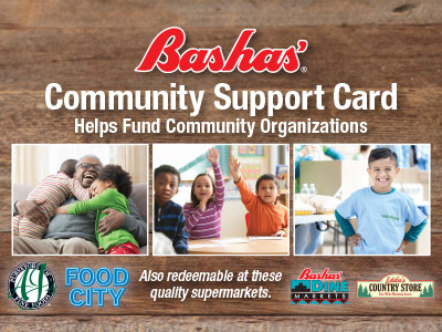 Community Support Card page
