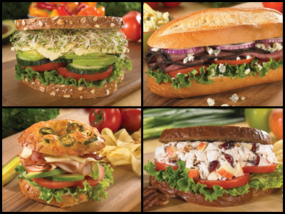 Bashas' freshly made deli sandwiches are delicious! Custom orders available. Please call ahead or visit our bakery or deli to place your order.